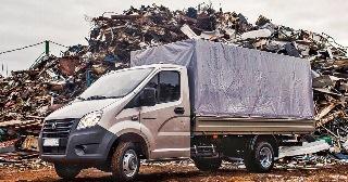 Вывоз металлолома в Челябинске цена от 773 руб.