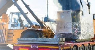 Перевозка оборудования и станков в Челябинске цена от 423 руб.
