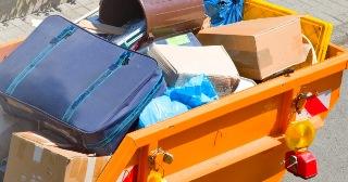 Вывоз мусора, материалов в Челябинске цена от 361 руб.